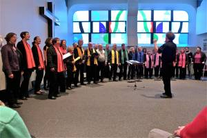Regenbogenchor und Gospelchor Broder Hinrick